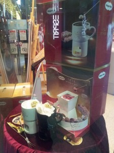 Haagen Daz Display Production