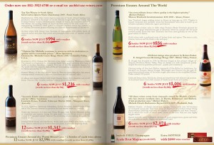 ASC Fine Wines Wine Book