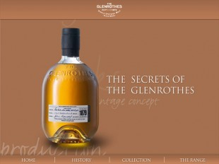 The Glenrothes single malt whisky