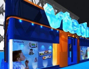 Vtech Booth Design